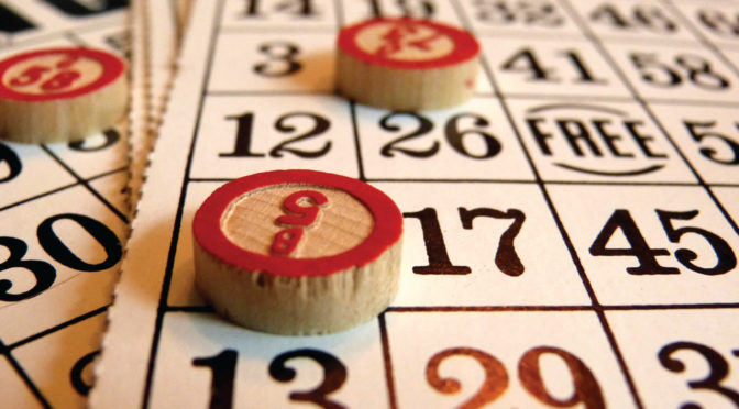 Bingo at Our Lady of Bistrica – In the Cardinal Stepinac Auditorium