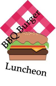 BBQ Hamburger Luncheon on March 10th